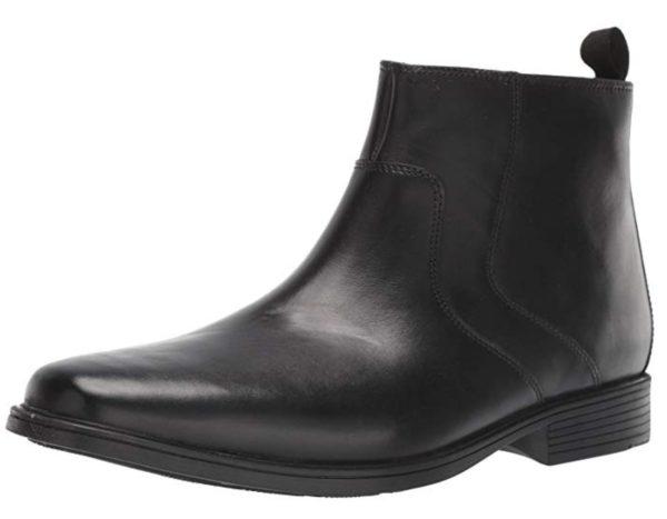 clarks tilden ankle winter boot