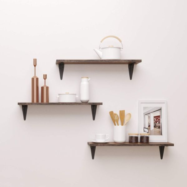 floating wall shelf intentional apartment