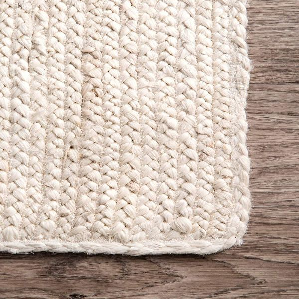jute rug intentional apartment