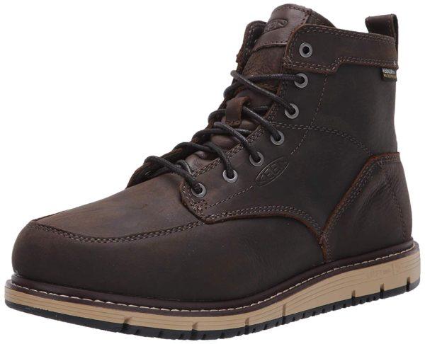 keen san jose work winter boot