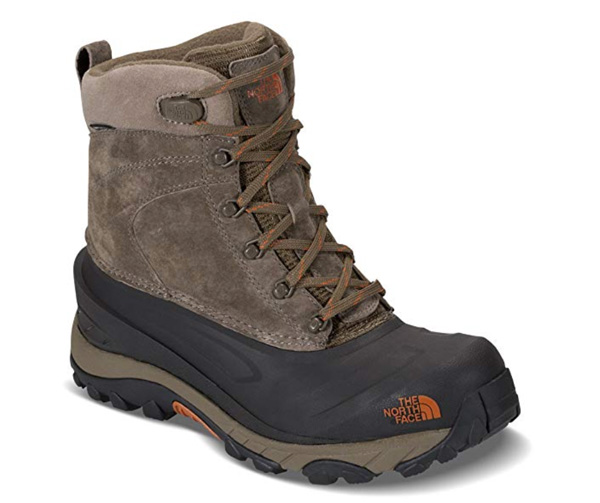 northface waterproof boots