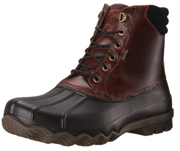 sperry avenue duck chukka winter boot