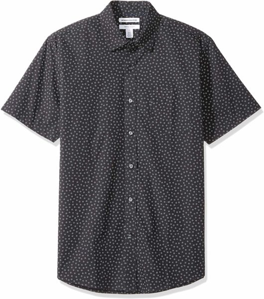 amazon-essentials-print-shirt-spring-casual-capsule