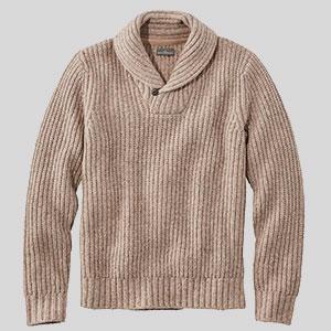 llbean sweater