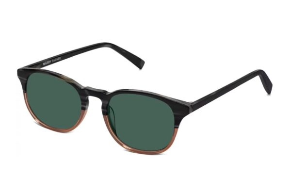 warby parker downing sunglasses spring casual capsule