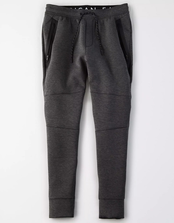 american eagle fleece jogger comfortable clothes