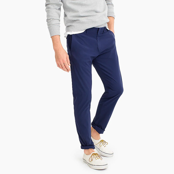 jcrew tech pant comfortable clothes