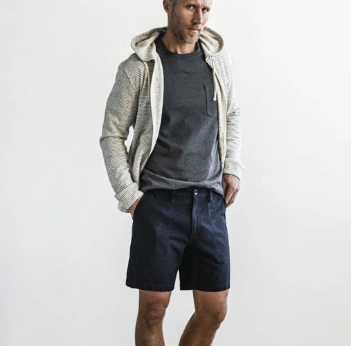 taylor stitch slub shorts comfortable clothes