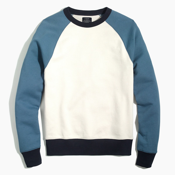 jcrew raglan crewneck comfortable clothes