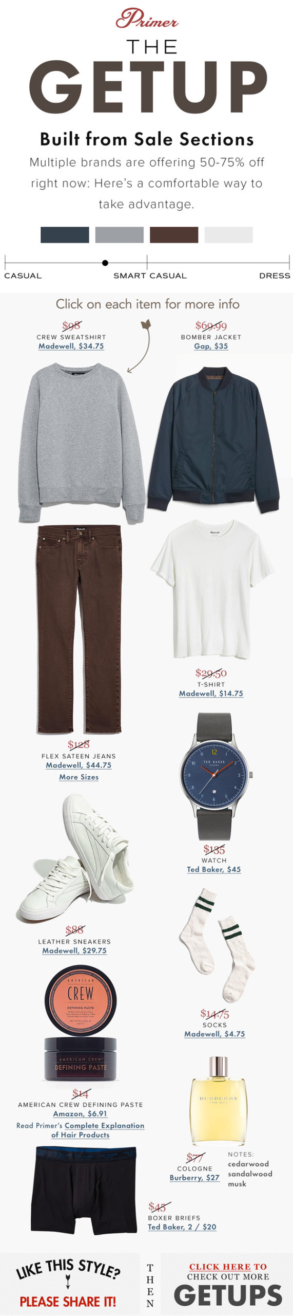 outfit inspiration brown pants white tshirt