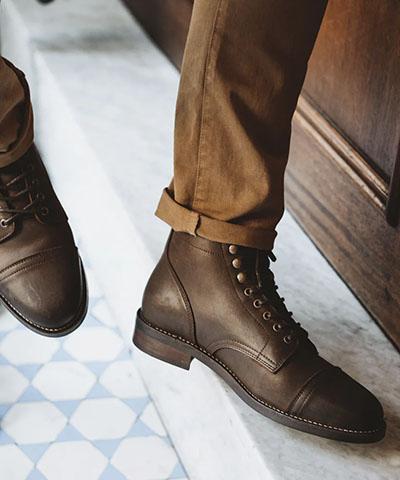 dean boot huckberry