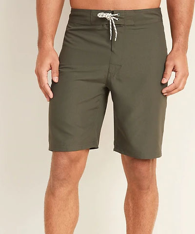 solid board shorts old navy deals