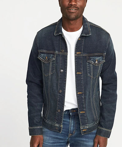 flex jean jacket old navy deals