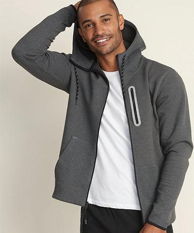 fleece zip hoodie old navy deals