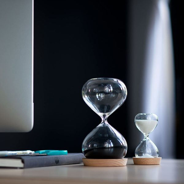 organice-sand-timer-work-from-home-space
