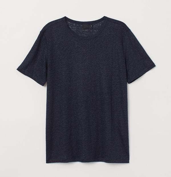 linen tshirt