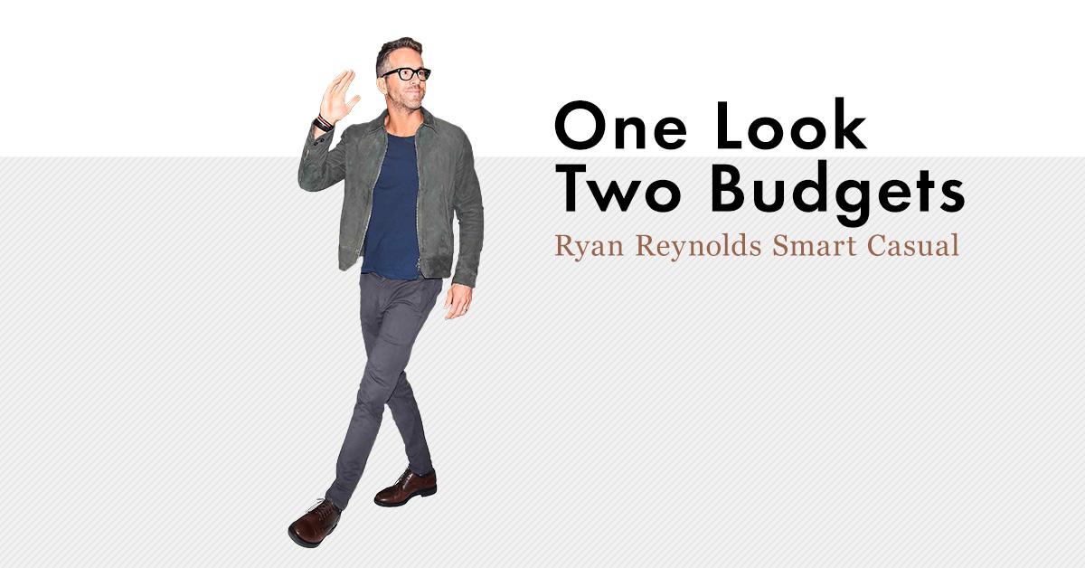 ryan reynolds smart casual