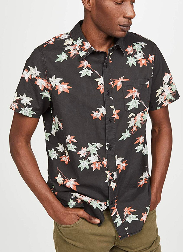 floral shirt by banks