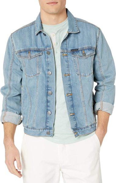 calvin klein trucker jacket amazon big style sale.jpg