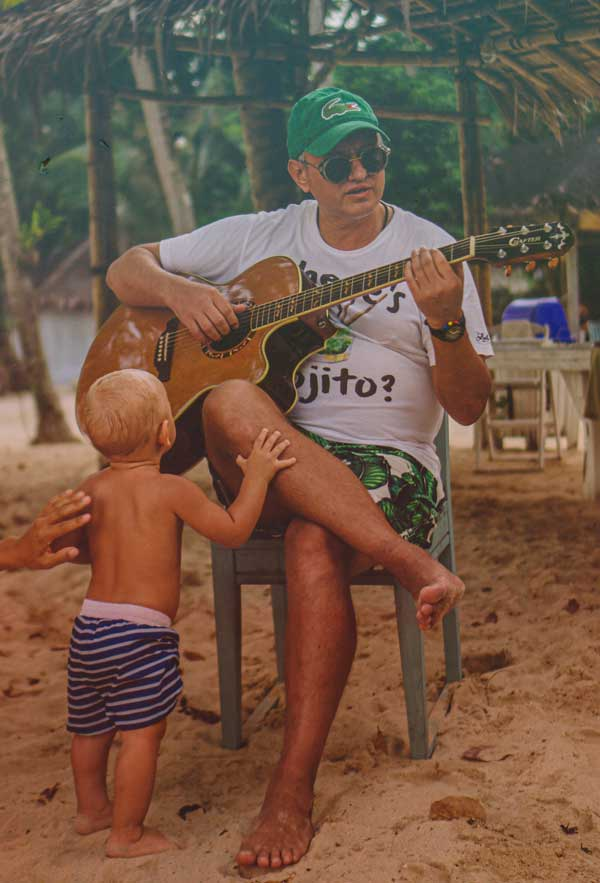 fathers day musician