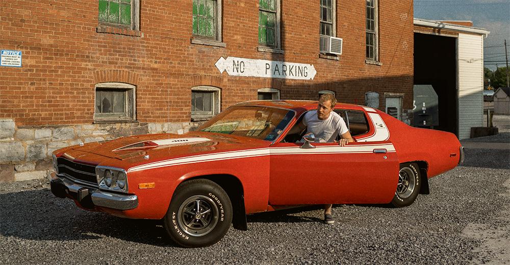 1974 Plymouth Roadrunner
