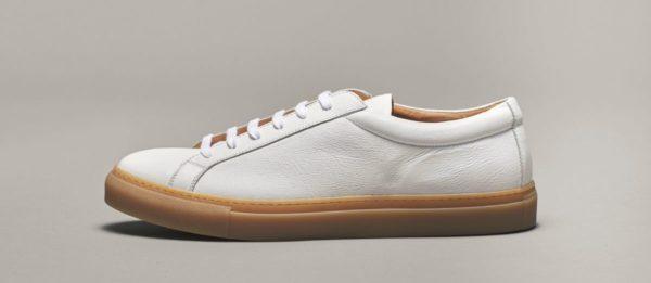 archibald london kangaroo gum sole sneaker shoe
