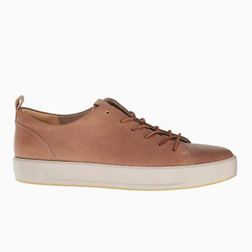 ecco-soft-brown-leather-sneakers