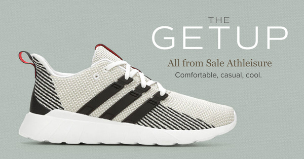 The Getup: All From Sale Athleisure
