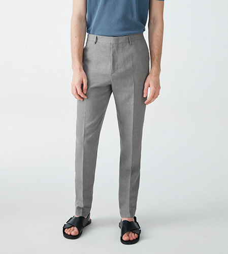 cos linen pants