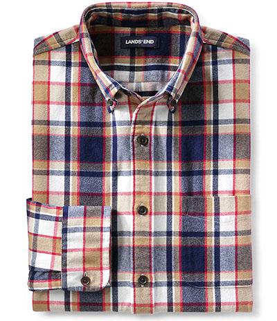 lands-end-flannel-shirt