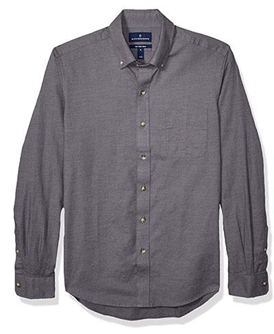 amazon brushed twill shirt