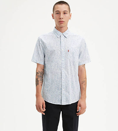 levis classic shirt