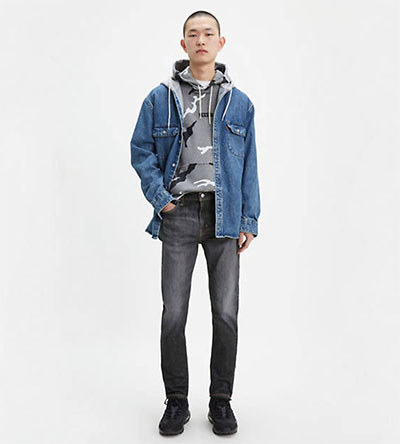 levis slim taper jeans