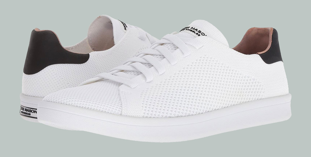 mark nason knit sneakers