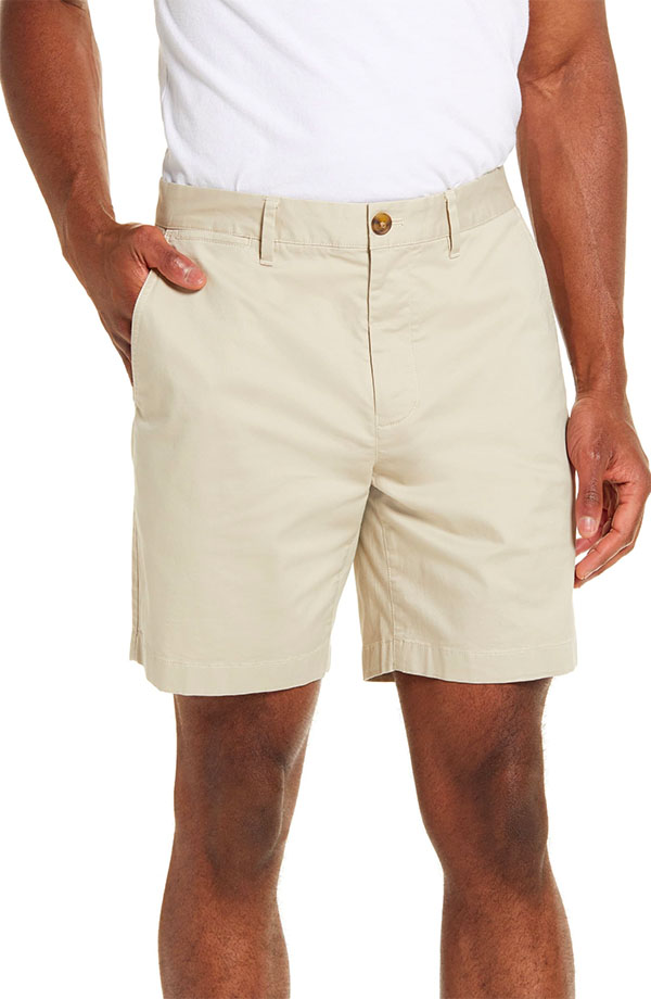 chino shorts nordstrom sale