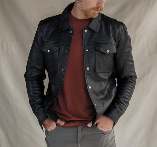 jaqueta de couro nordstrom rack