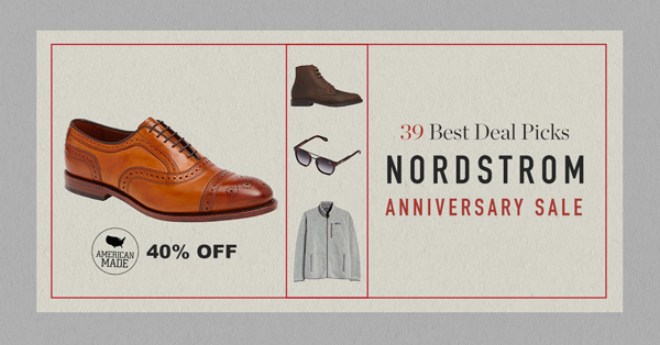 39 Best Deal Picks from the Nordstrom Anniversary Sale Live Now