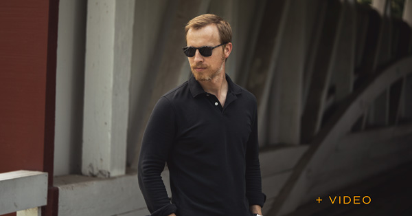 4 Tricks for Wearing Polos If They Make You Feel Like a Dork + Video!