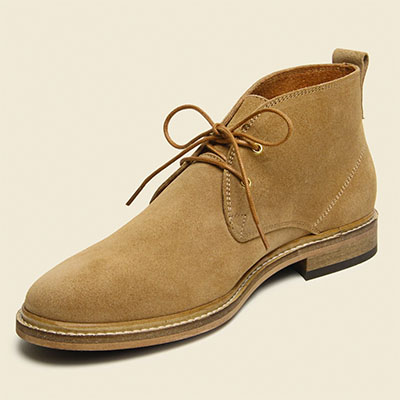 stag provisions suede chukka