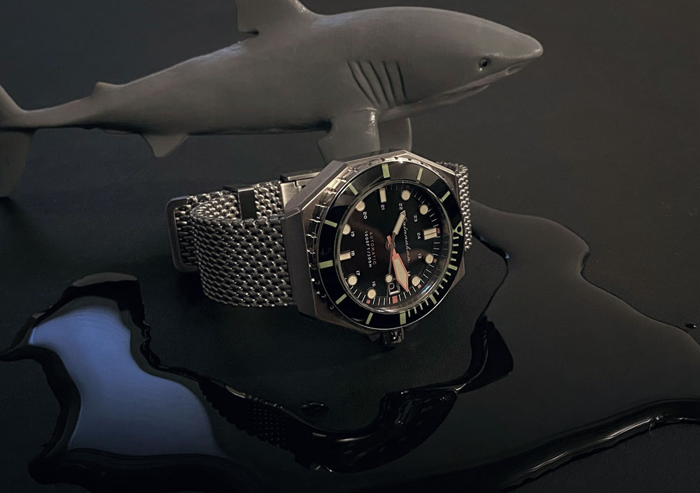 spinnaker watch