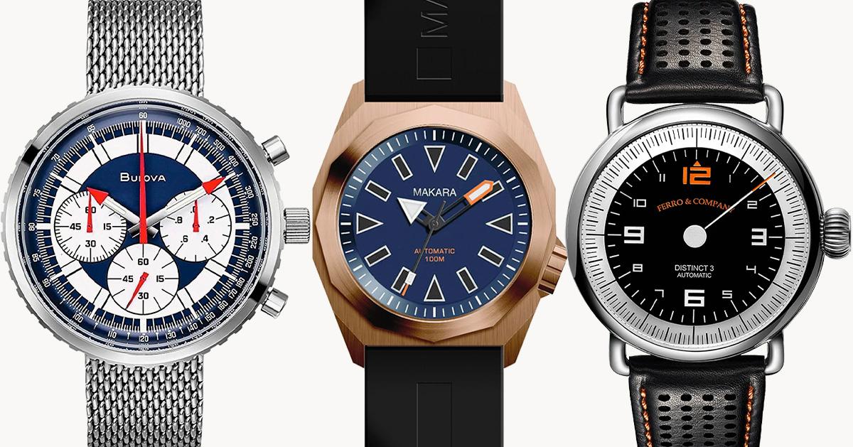 unique watches for men