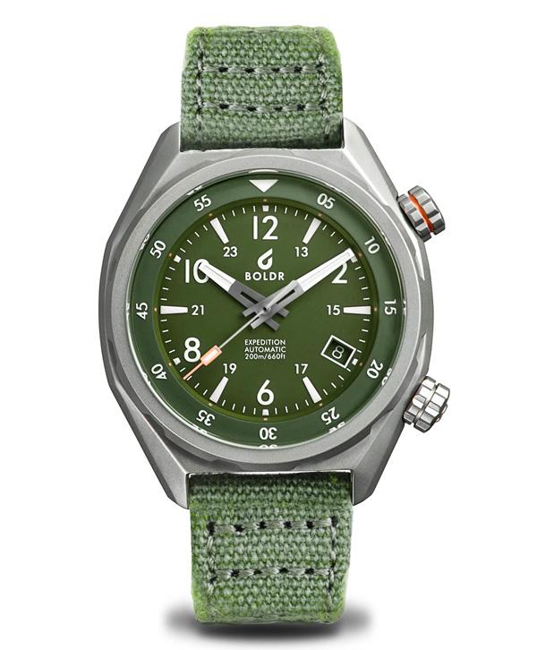 boldr unique watches