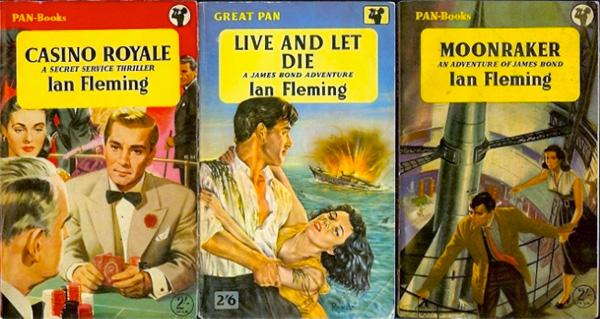 bond novels