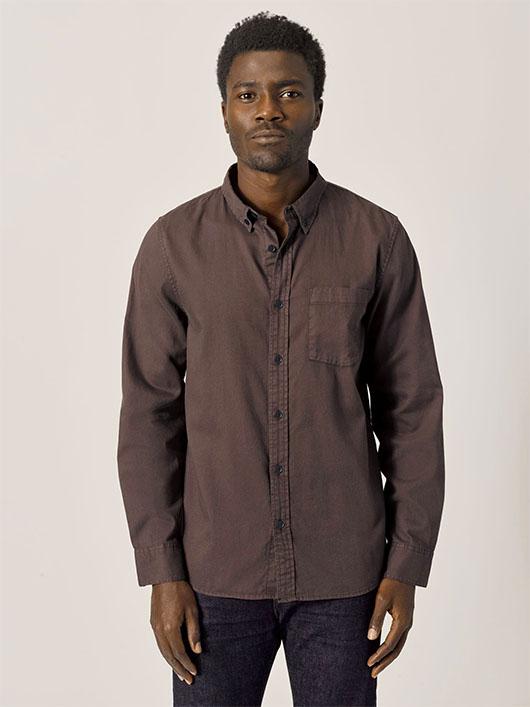 buck mason oxford shirt