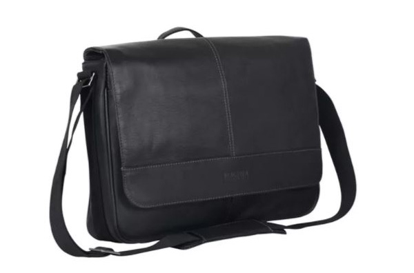 leather dad bag