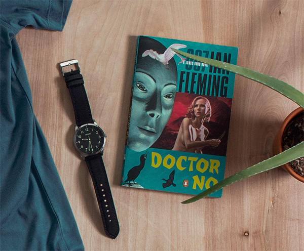 Doctor No paperback novel