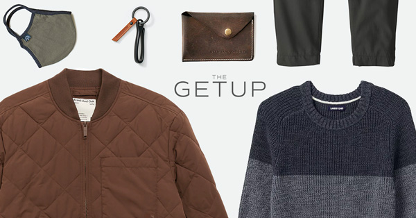 The Getup: Comfortable Errands in Fall