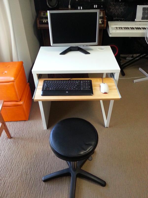 ikea standing desk idea diy
