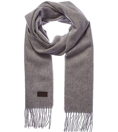 mytheresa alexander mcqueen scarf high low