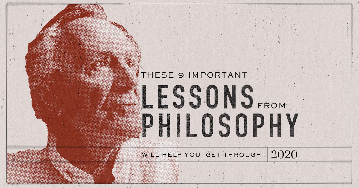 lessons from philosophy for 2020